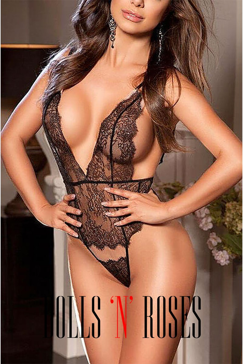 Anna- Brazilian VIP Escort in London