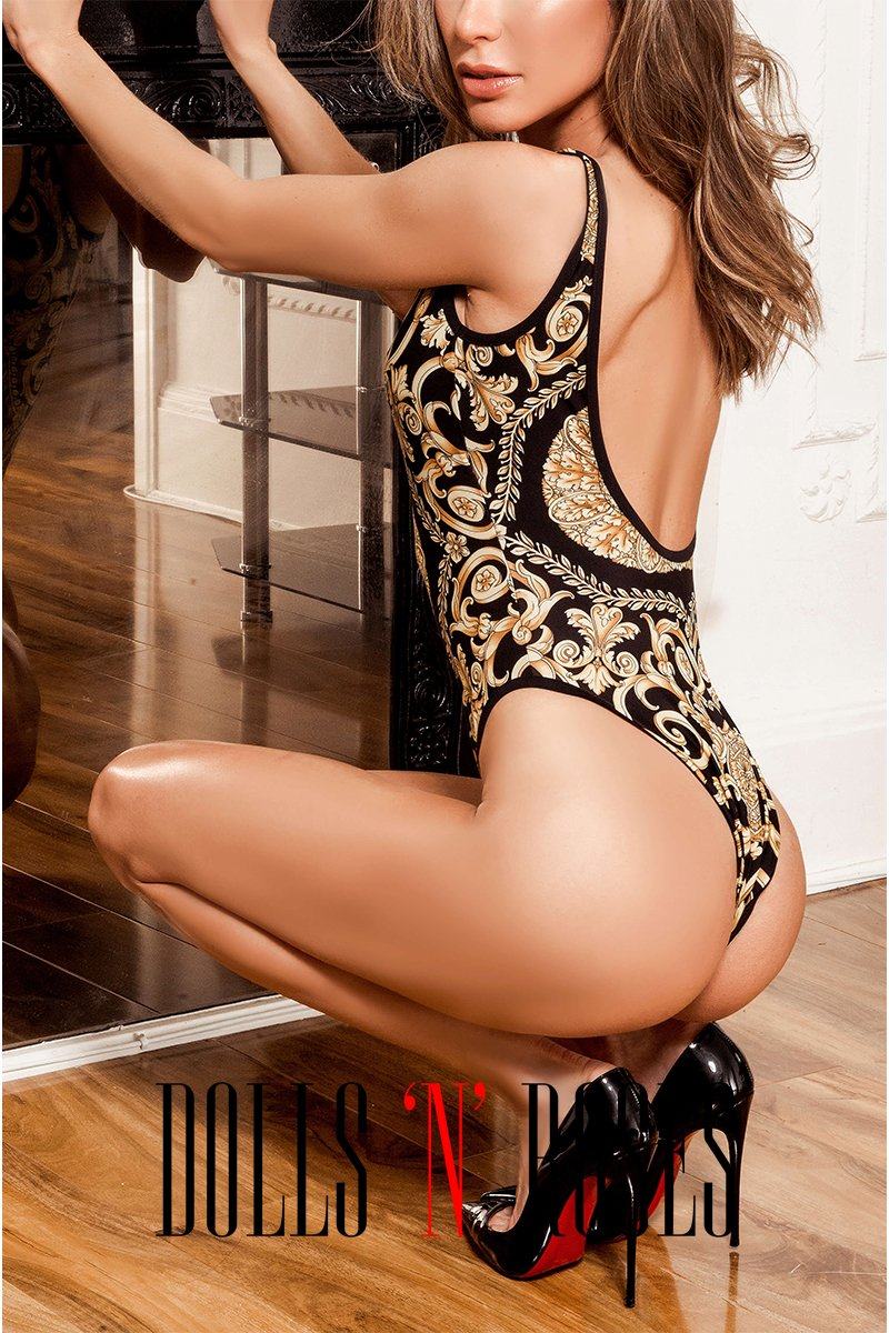 Mariana - High End London Escort